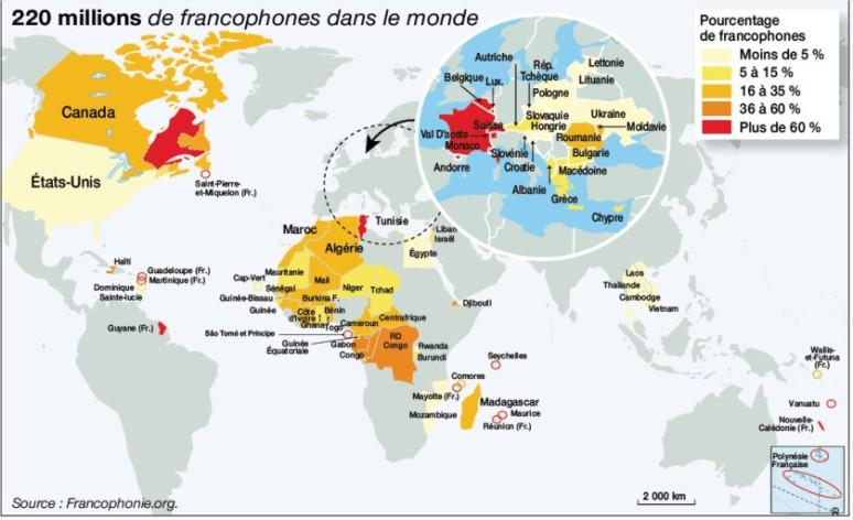 carte-du-monde-pourcentage-de-francophones